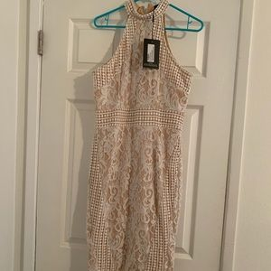 Lace dress size 8